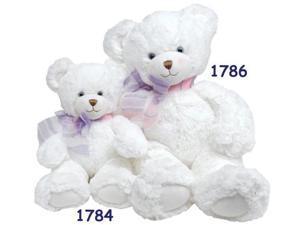 """First & Main Inc. 1784 10"""" Dena Plush Stuffed Animal Bear"""