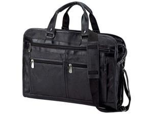 Embassy Solid Genuine Leather Portfolio / Briefcase