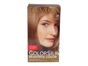 colorsilk Beautiful Color #61 Dark Blonde - 1 Application Hair Color
