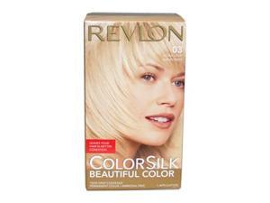 colorsilk Beautiful Color #03 Ultra Light Sun Blonde - 1 Application Hair Color