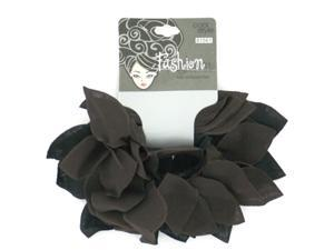 2-pack black and brown hair bands. - Pack of 24
