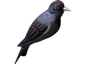 Bobbo Inc BOBBO3880066 Birdhouse Purple Martin