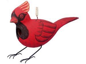 Bobbo Inc BOBBO3880117 Cardinal Birdhouse
