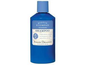 Biotin B Complex Shampoo - Avalon Organics - 14 oz - Liquid