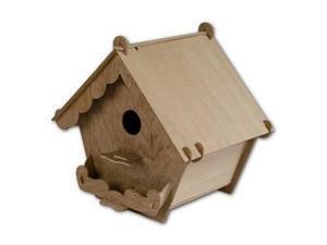 Greenleaf 6905 Gingerbread Birdhouse