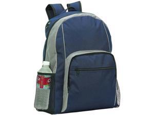 BNF LUBPBBG Maxam Blue  Black and Gray Backpack