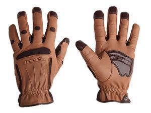 Bionic Glove PROMXXL Men's Tough Pro Heavy Duty Brown Pair- XX-Large