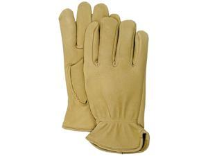 Boss Gloves Jumbo Unlined Premium Grain Deerskin Driver Gloves  4085J