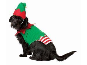 Rasta 5028-S Small Elf Dog Costume for Pet