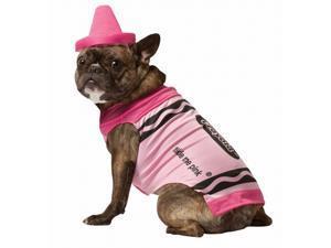 Rasta 4531-M CRY Pink Dog Costume - Medium