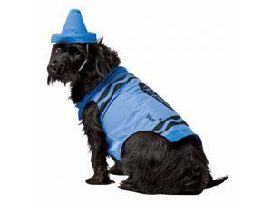 Rasta 4533-L CRY Blue Dog Costume - Large