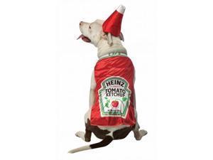Rasta 4852-XL HZ Ketchup Bottle Dog X-Large