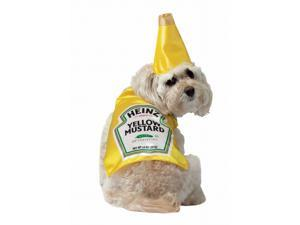 Rasta 4853-S HZ Mustard Bottle Dog Small