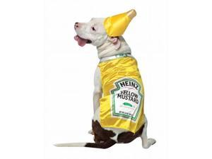 Rasta 4853-XL HZ Mustard Bottle Dog X-Large