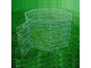 "Majestic Pet 42"" Exercise Kennel Pen, Large - 78899502242"