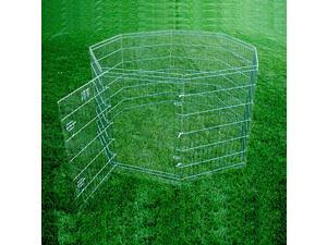 "Majestic Pet 48"" Exercise Kennel Pen, Extra Large - 78899502248"