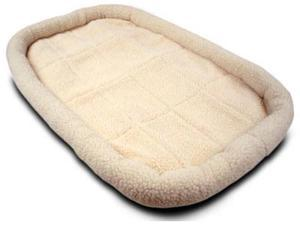 Majestic Pet 788995031307 30 in. Medium Crate Pet Bed Mat Sherpa