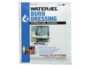 North Safety 068-049076 Water-Jel Dressing4 Inch X 16 Inch