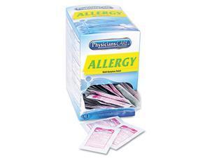 Allergy Antihistamine Medication Two-Pack 50 Packs/Box