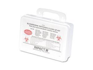 Bloodborne Pathogen Kit White/Red