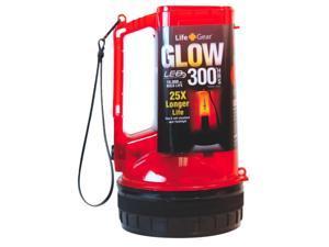Life Gear Red Glow LED Spotlight  LG114