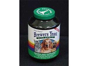 Four Paws Brewers Yeast Tablets w/ Garlic (1000 Count)