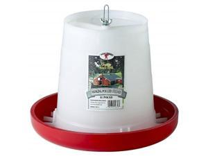 Miller Manufacturing 11 Lbs Plastic Hanging Poultry Feeder  PHF11