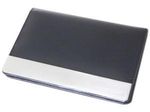 """Ruda Overseas 158 3"""" H x 4"""" W Metal Card Case"""