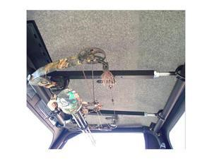 Great Day QD851OBR Quick Draw Overhead Bow Rack 28-35 in. Widths For UTVs