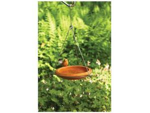 Ancient Graffiti ANCIENTAG17027 BirdBath Spice Round Hanging