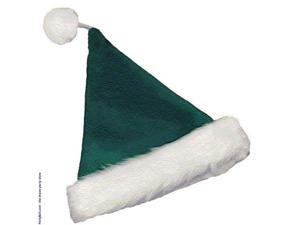 HALCO 9519 Santa Hat for 9591 - Green