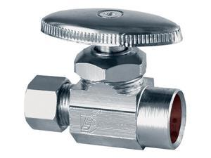Waxman Consumer Products Group .50in. x .38in. Low Lead Straight Valve  7330800LF