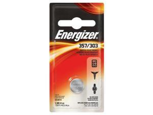 Energizer - Eveready 357-303 Watch & Calculator Battery  357BPZ