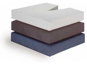 Complete Medical 1703H 18 in. x 16 in. x 3 in. Coccyx Cushion Foam - Black