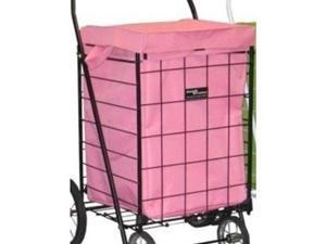 Narita Trading DLH227PK Deluxe Hooded Carrier Liner Jumbo - fits all Super and Jumbo - Pink