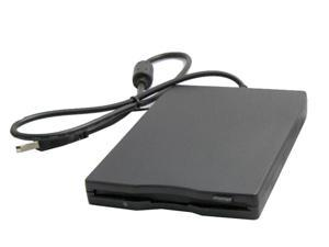 "SYBA SY-USB-FDD USB Floppy Drive Reads and Writes 3.5"" 1.44MB Floppy Disk"
