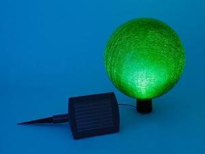 Achla G10-FG-F Gazing Ball 10 in. Fern Green Frosted