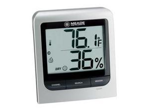 Meade Instruments Corporation MEA-TM005X-M Meade Wireless Indoor/Outdoor Thermometer