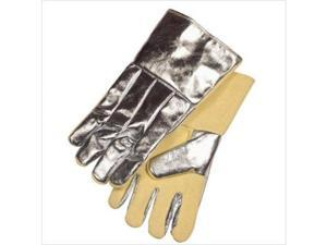 Stanco 703-ACKK214WL 14 Inchglove Kevlar Palm & Inside Cuff Full Wool Lnd