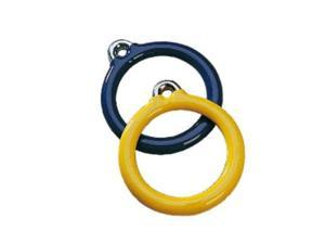 Jensen Swing Products - Commercial 6 in. Trapeze Plastisol Ring - Blue