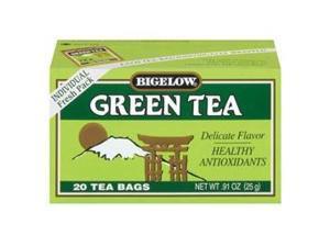 Bigelow 28262 6 x 20 Bag Green Tea