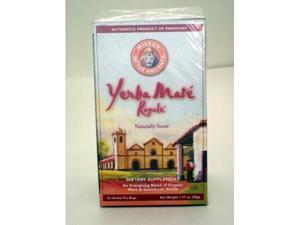 Wisdom Of The Ancients 50935 Organic Yerbamate Royale Tea