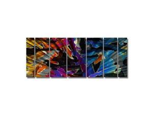 All My Walls SWL00097 Metal Wall Sculpture by Ash Carl