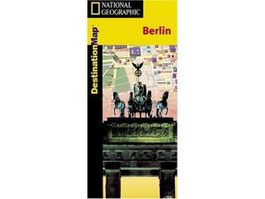 National Geographic DC00622038 Map Of Berlin