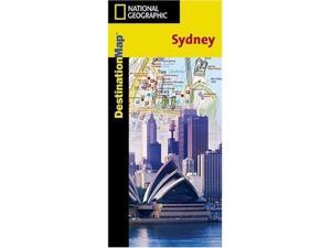 National Geographic DC00622045 Map Of Sydney