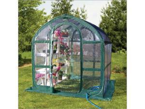 Flower House FHSP300CL SpringHouse Clear