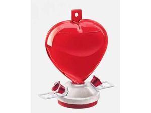 Artline Heart Window Feeder Red 12 Ounces - 5571