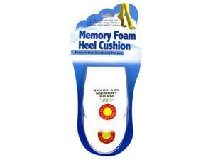 """Bulk Buys HR110-72 17""""L x 17""""W x 17""""HMemory Foam Heel Cushion - Pack of 72"""