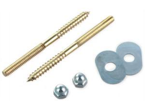 Waxman Consumer Products Group Toilet Screw Set  7641640N