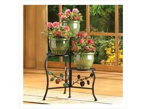 SWM 39857 Country Apple Plant Stand